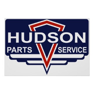 El vintage el Hudson parte la muestra Impresiones