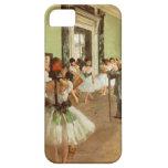 El vintage elegante desgasifica la clase de danza, iPhone 5 carcasa