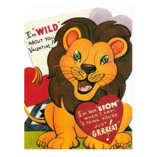 el vintage embroma las postales de la tarjeta del
