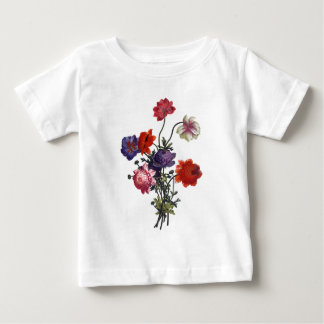 El vintage florece Boquet Tee Shirt