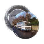 El vintage Ford entrena Pin