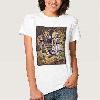 El vintage Hansel y Gretel considera la cabaña Poleras