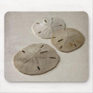El vintage inspiró dólares de arena tapete de ratones