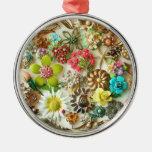 El vintage Jewels el ornamento del navidad Ornamente De Reyes