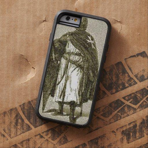 El vintage Knights a Templar Funda De iPhone 6 Tough Xtreme