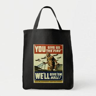 El vintage les da el bolso del infierno bolsa