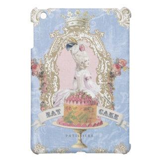 El vintage Marie Antonieta come caja del ipad de l iPad Mini Protectores