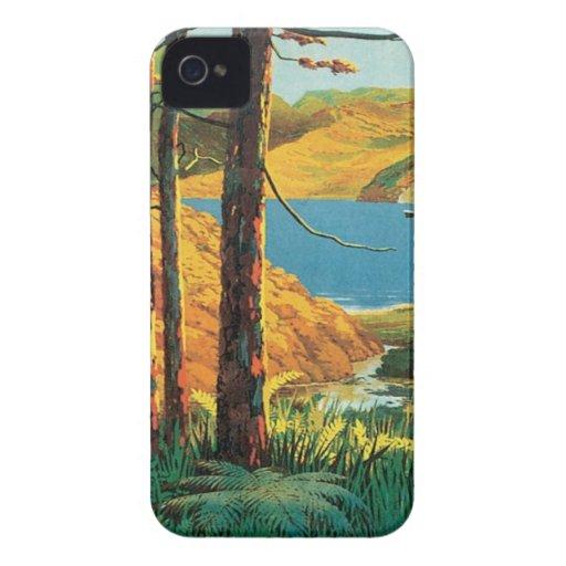 El vintage Marlborough suena Nueva Zelanda iPhone 4 Cobertura