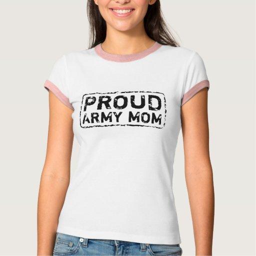 El vintage orgulloso de la camiseta el   de la camisas