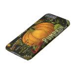 El vintage puede etiquetar el arte, verdura de la funda de iPhone 6 barely there