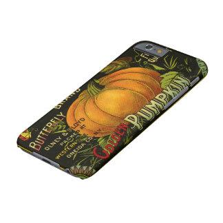 El vintage puede etiquetar el arte, verdura de la funda barely there iPhone 6