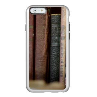 El vintage reserva todos en una fila funda para iPhone 6 plus incipio feather shine