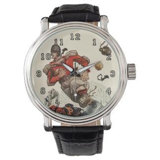 El vintage se divierte el funcionamiento del relojes