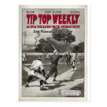 El vintage semanal superior de la extremidad se di tarjetas postales