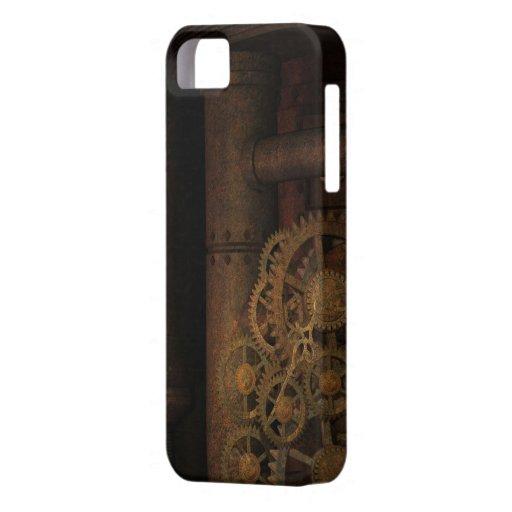 El vintage SteamPunk adapta la cubierta del iPhone Funda Para iPhone SE/5/5s