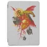El vintage todo de Batman santifica Eve Cover De iPad Air