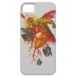 El vintage todo de Batman santifica Eve iPhone 5 Cobertura