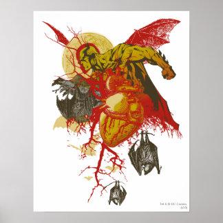 El vintage todo de Batman santifica Eve Posters