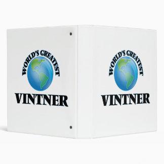 El Vintner más grande del mundo