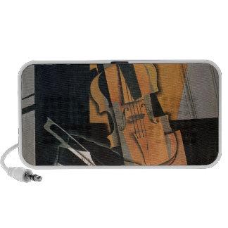 El violín, 1916 iPhone altavoces