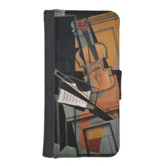 El violín, 1916 billetera para iPhone 5