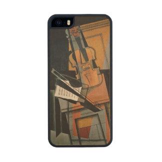 El violín, 1916 funda de arce carved® para iPhone 5 slim