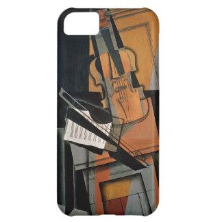 El violín, 1916 funda para iPhone 5C
