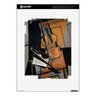 El violín, 1916 iPad 3 pegatinas skins