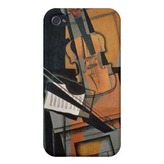 El violín, 1916 iPhone 4 fundas