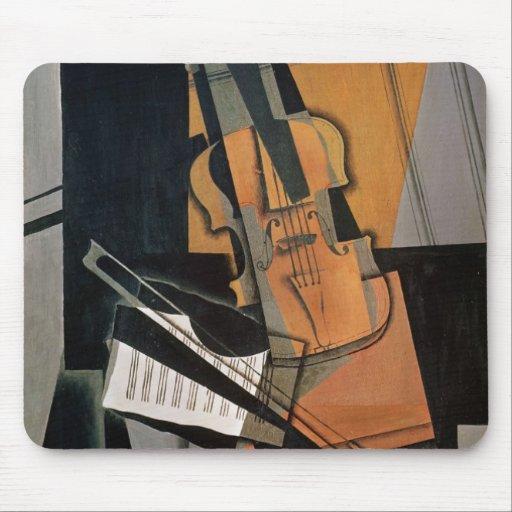 El violín, 1916 tapetes de ratones