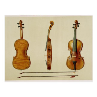 El violín de Hellier hecho por Antonio Postal