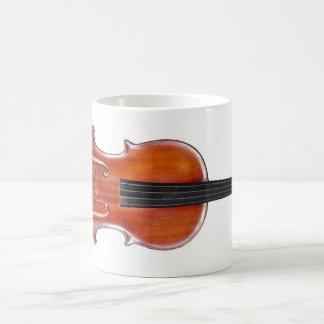 El violín o la taza más fresco del arte de la viol