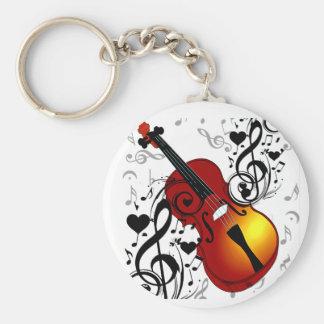 El violinista, oscila el House_ Llaveros