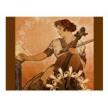 El violoncelista