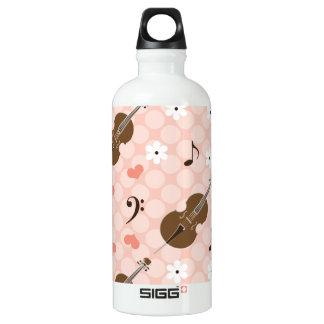 El violoncelo BPA del amor de la paz libera
