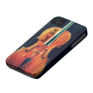 El violoncelo Case-Mate iPhone 4 protectores