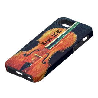 El violoncelo funda para iPhone 5 tough