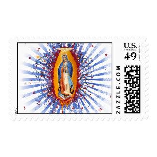 ¡El Virgen de Guadalupe! Mírela más cerca… los Envio