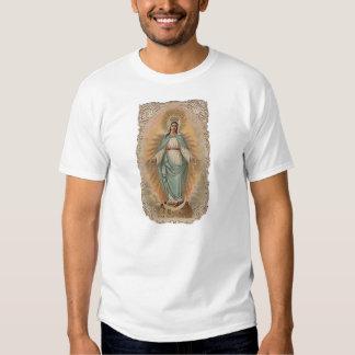 El Virgen María bendecido - Inmaculada Concepción Playeras