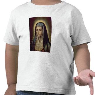 El Virgen María, c.1594-1604 Camisetas