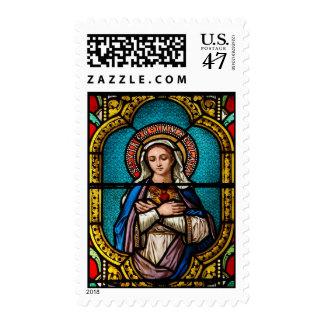 El Virgen María Sellos
