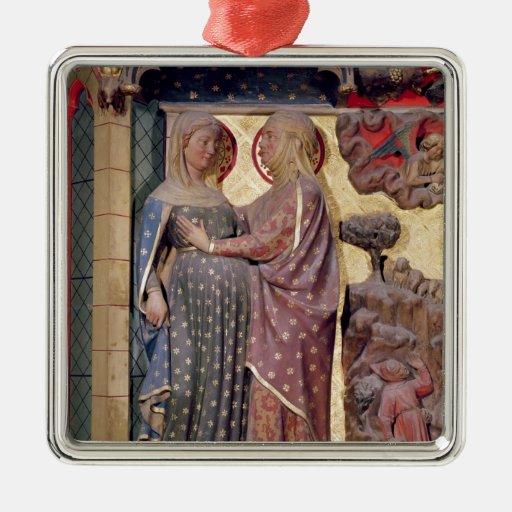 El Visitation, 1340-51 Ornato