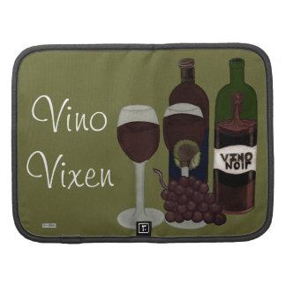 El Vixen del vino - (la belleza en la botella) Planificador