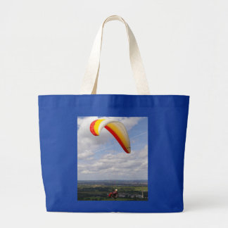 El volar a solas bolsas lienzo