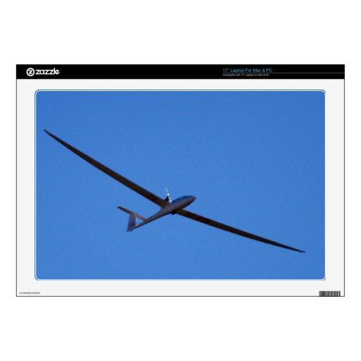 El volar arriba 43,2cm portátil calcomanía