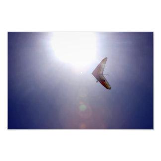 El volar arriba fotografia