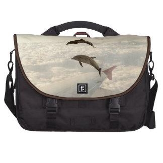 El volar con el bolso del ordenador portátil de lo bolsas de portátil