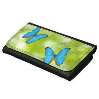 El volar de las mariposas