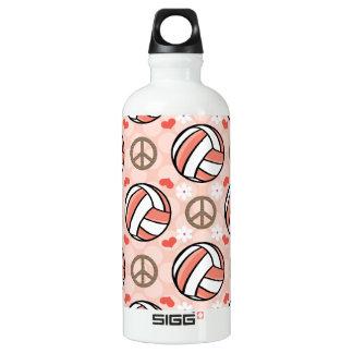 El voleibol BPA del amor de la paz libera