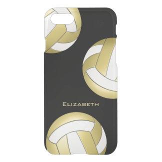 el voleibol de las mujeres blancas del oro funda para iPhone 7